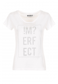 T-SHIRT IMPERFECT DONNA M/M UNITA WOMAN CIPRIA IW20S20TG