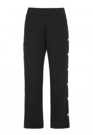 Pantalone Felpa Donna IMPERFECT Colore Nero Mod. IW20W10PF