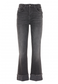 Pantalone Denim Donna IMPERFECT Colore Denim Grigio Mod. IW20W30PD