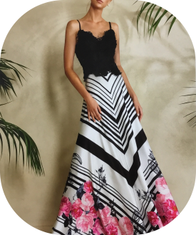 GONNA DONNA TWINS BEACH COUTURE MOD. T2872
